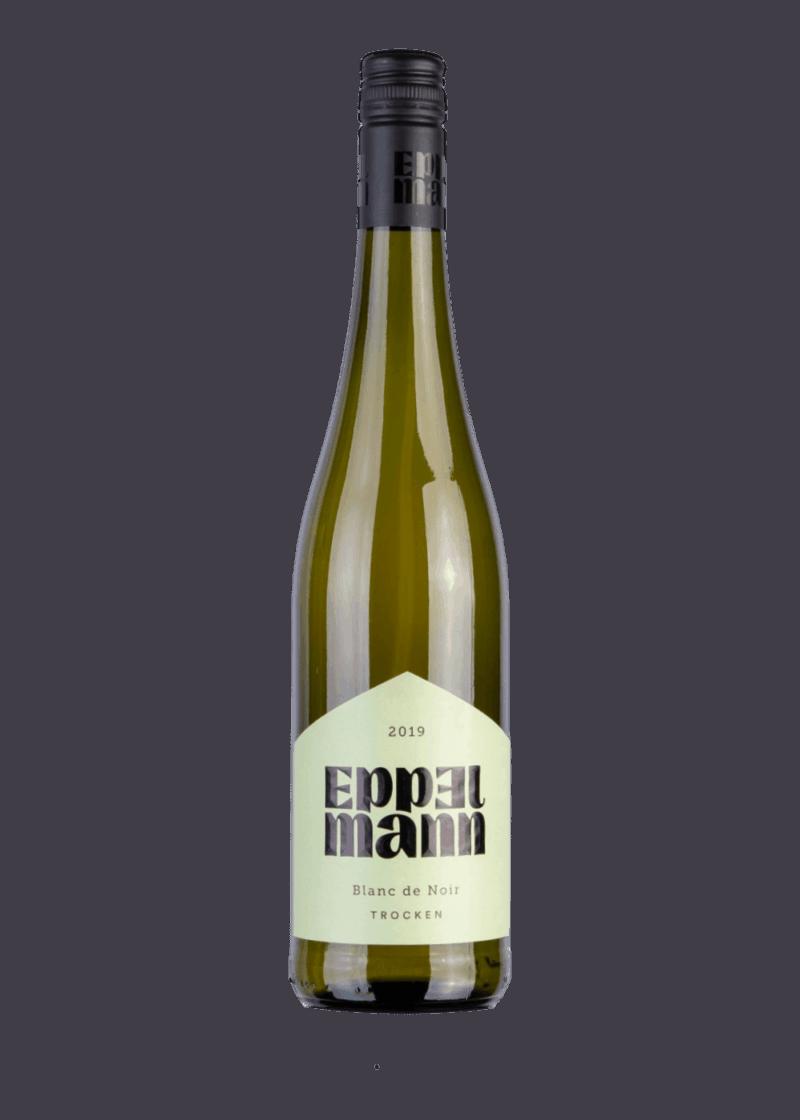 Weinflasche Blanc de Noir von Eppelmann