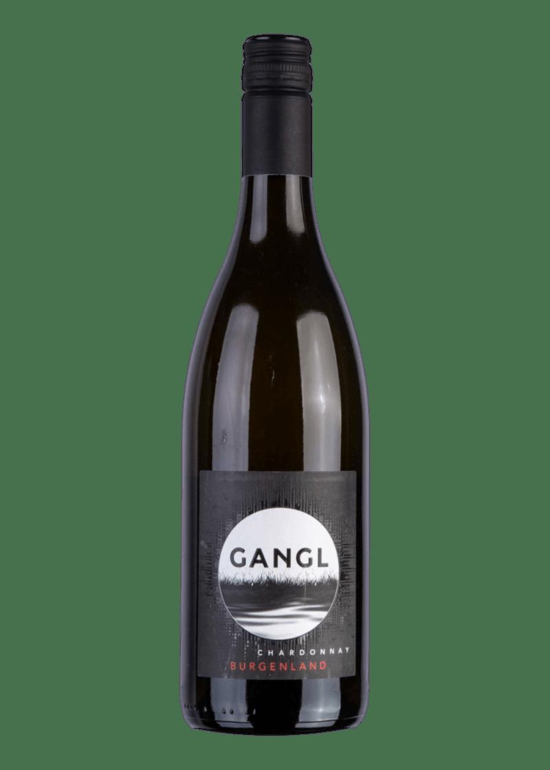 Weinflasche Chardonnay von Gangl