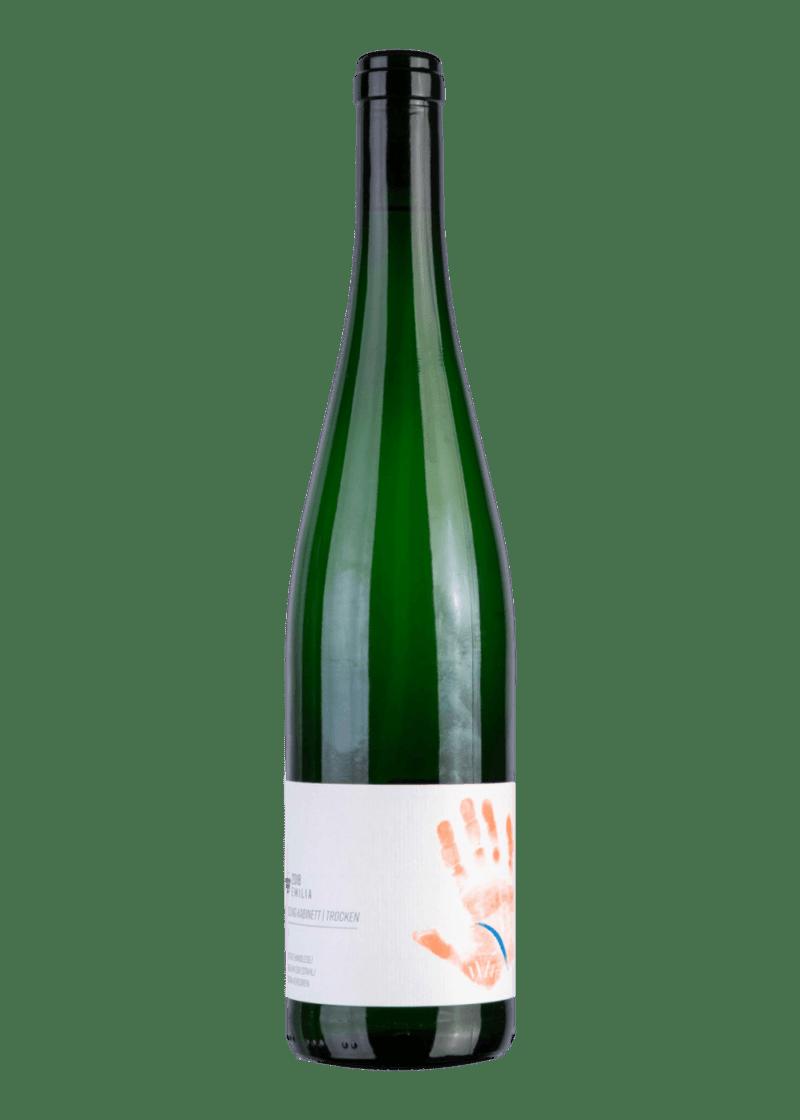 Weinflasche Emilia Riesling Kabinett von Wagner von Wohlgemuthheim