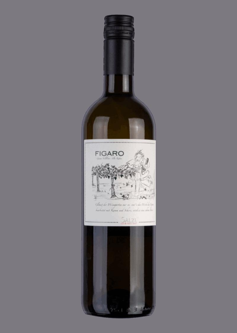 Weinflasche Grüner Veltliner Figaro von Weingut Salzl Seewinkelhof