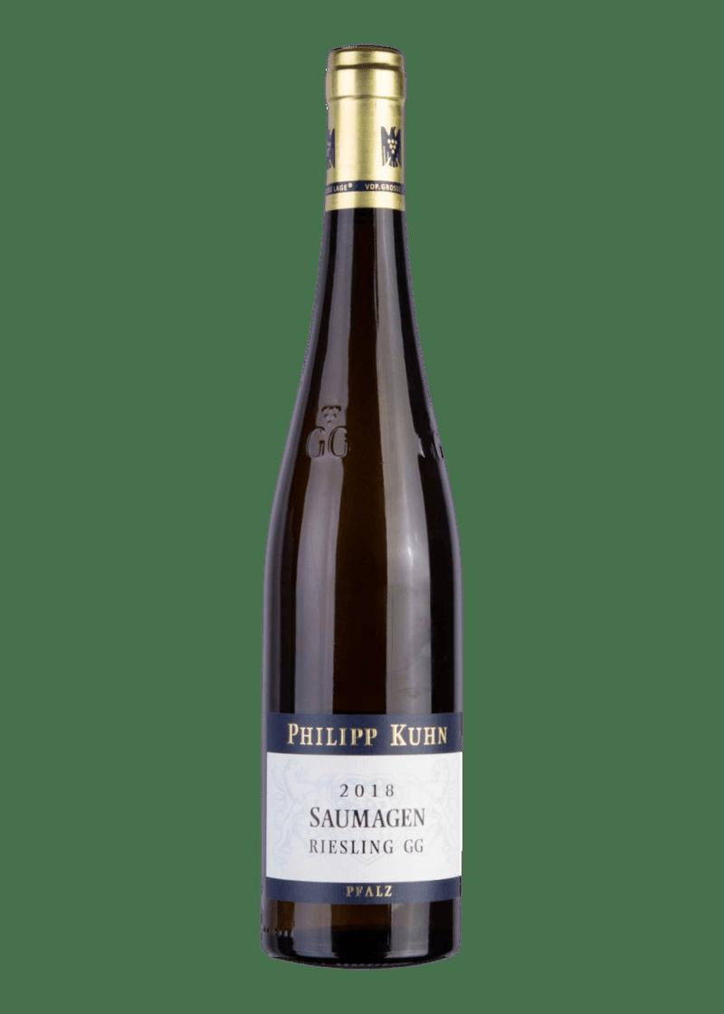 Weinflasche VDP GG Riesling Saumagen von Philipp Kuhn