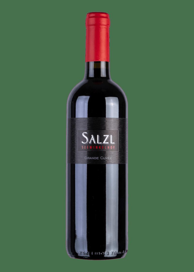 Weinflasche Grande Cuvée von Weingut Salzl Seewinkelhof