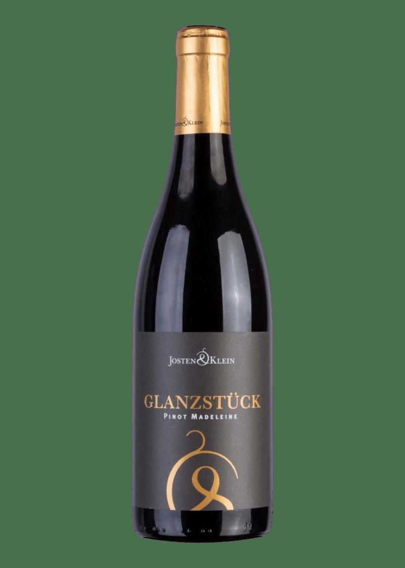 Weinflasche Pinot Madeleine Glanzstück von Josten & Klein