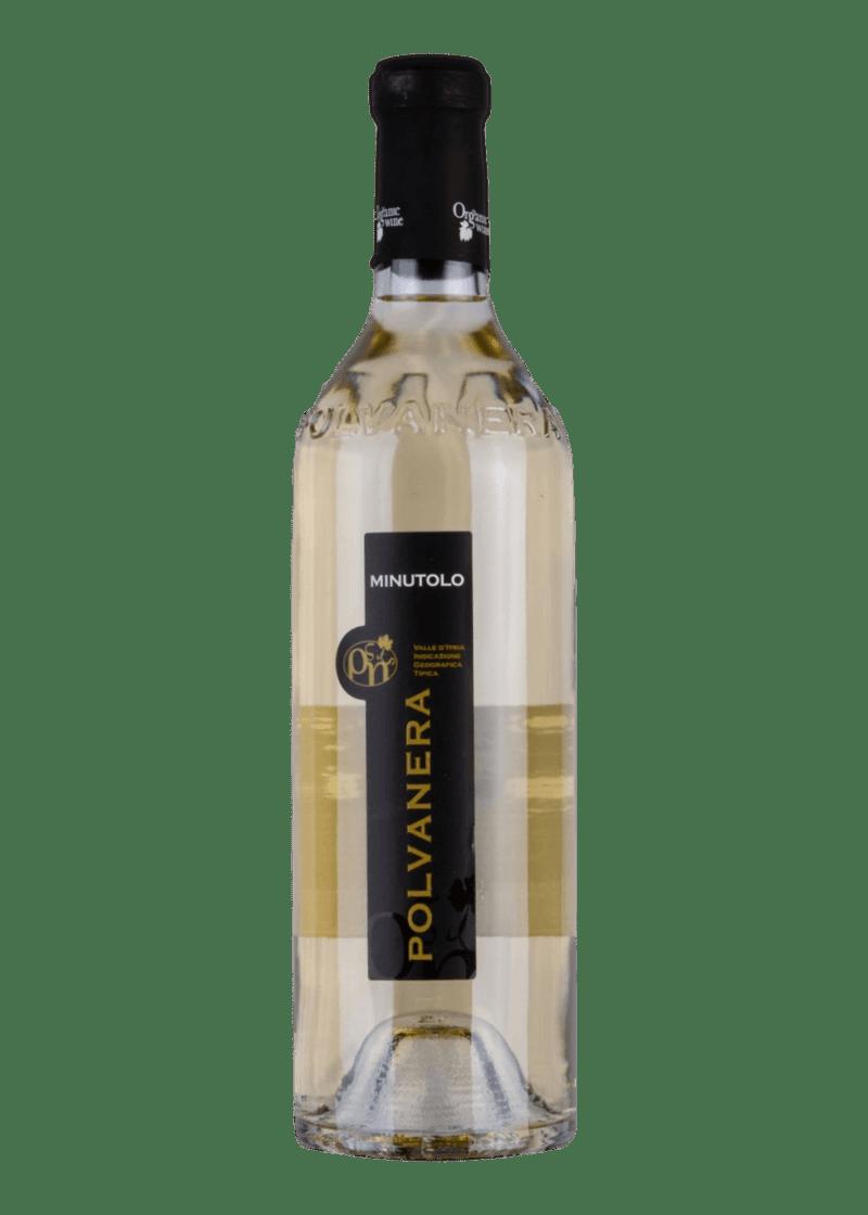 Weinflasche Minutolo von Polvanera