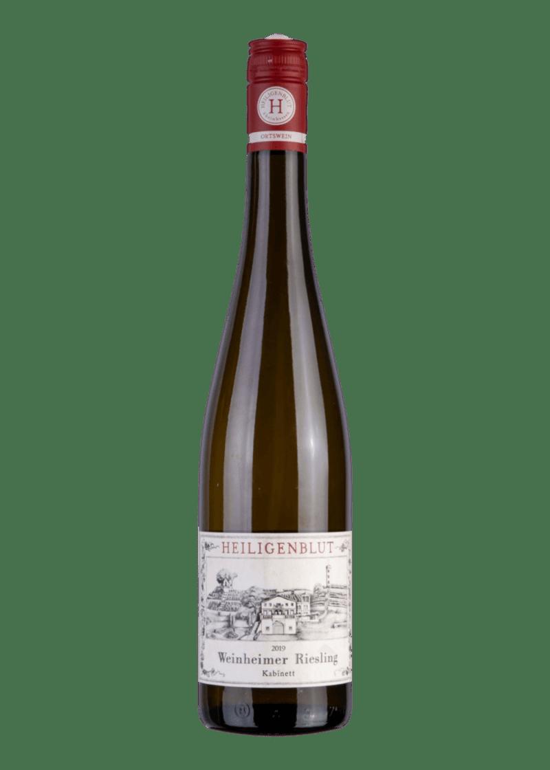 Weinflasche Ritzling Riesling von Karl Haidle