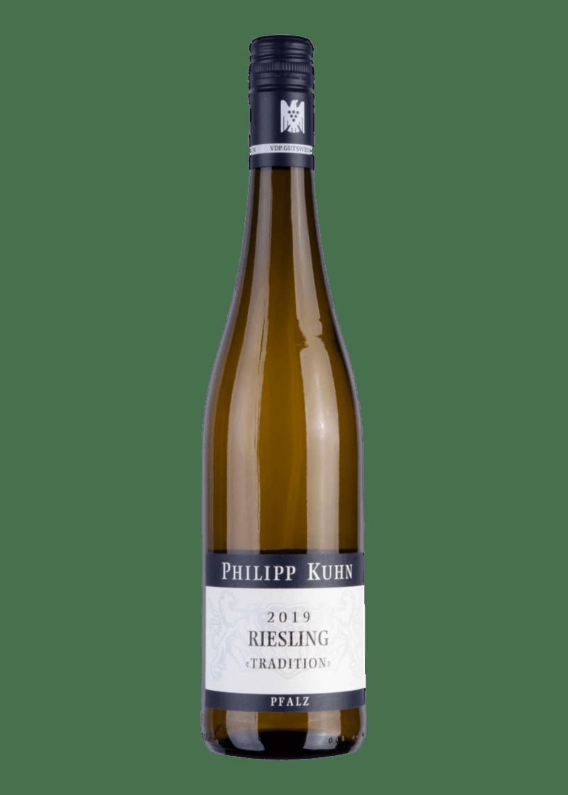 Weinflasche VDP Riesling Tradition von Philipp Kuhn