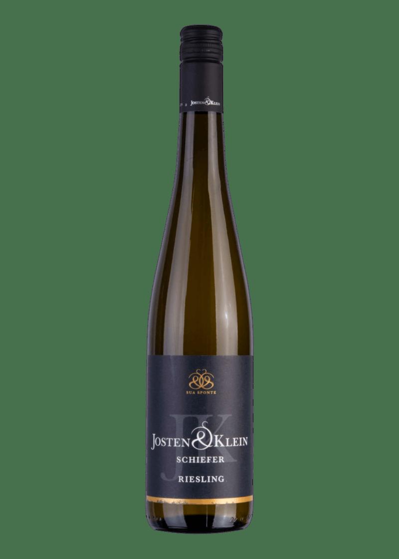 Weinflasche Riesling vom Schiefer von Josten & Klein