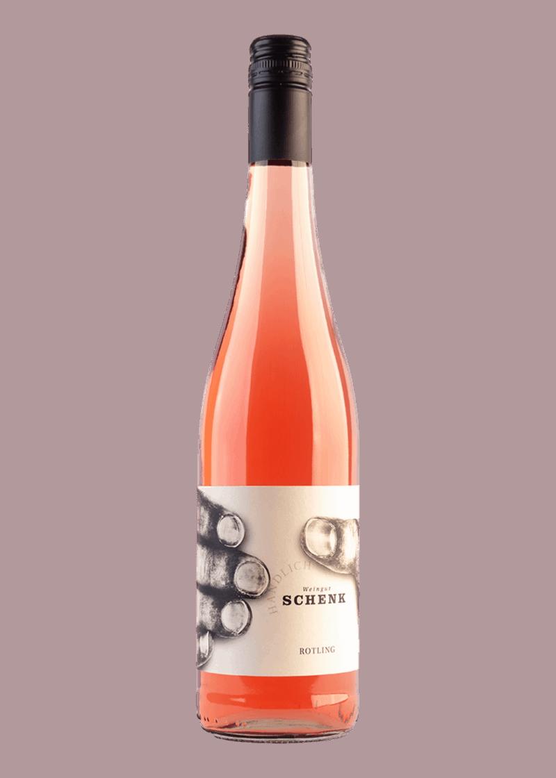 Weinflasche Rotling Handlich von Thomas Schenk