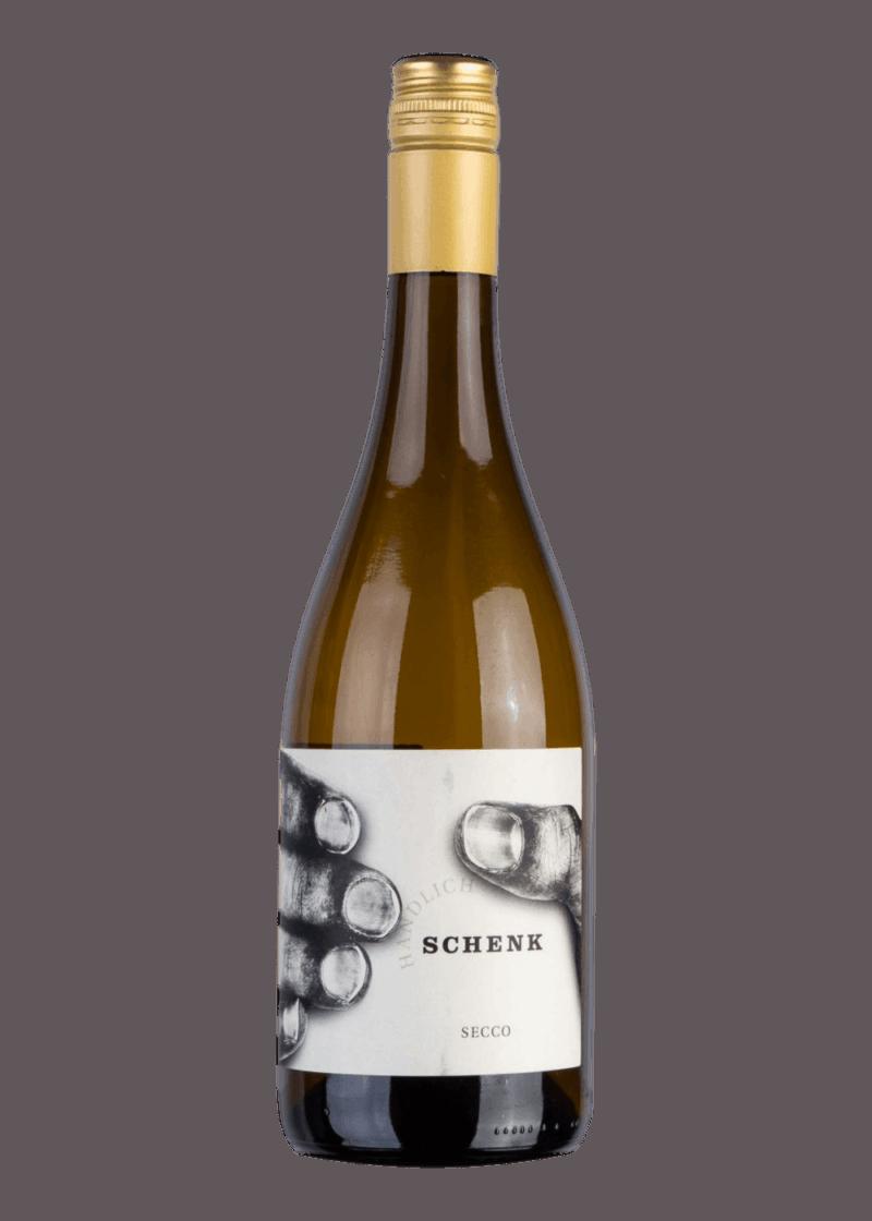 Weinflasche Secco Handlich von Thomas Schenk