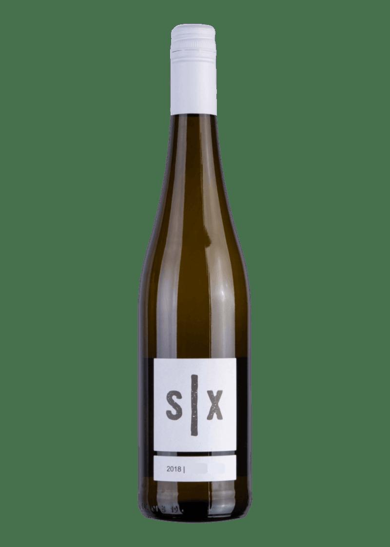 Weinflasche Silvaner QbA von Oliver Six
