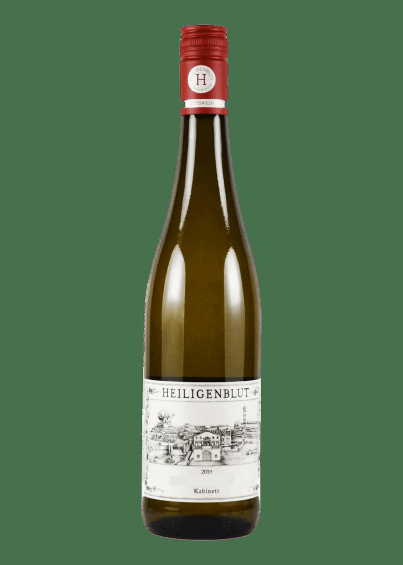Weinflasche Weinheimer Riesling Kabinett von Heiligenblut