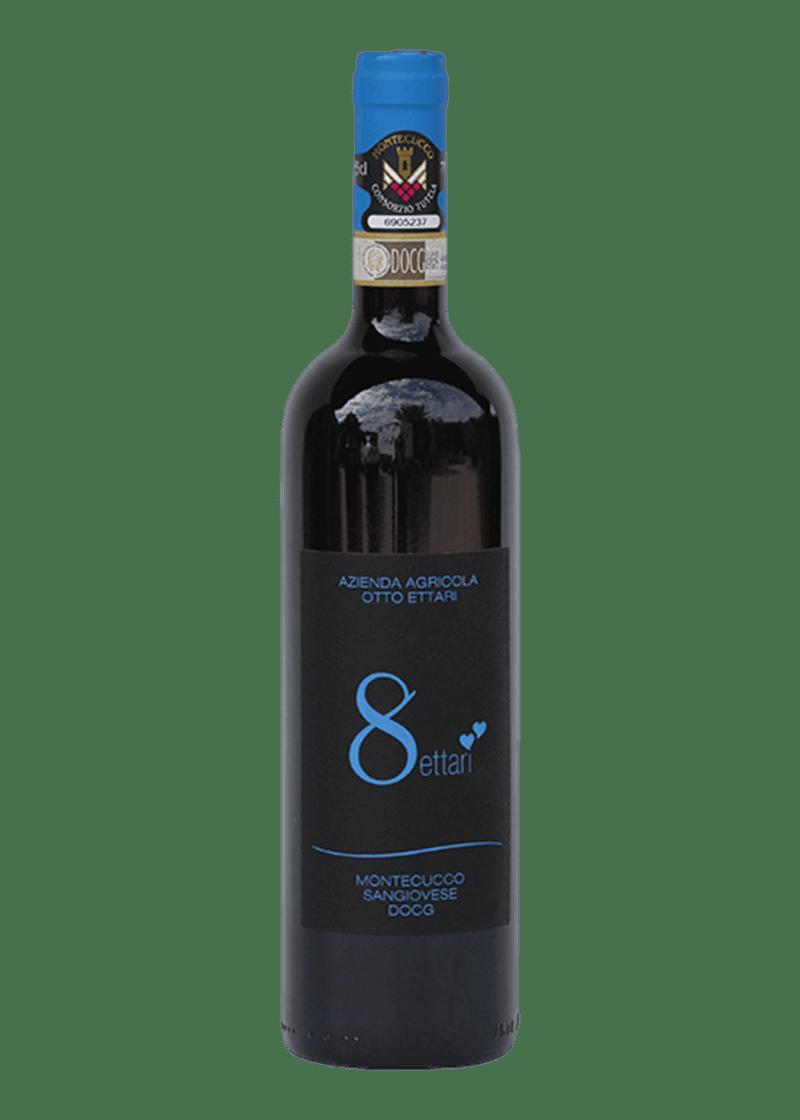 Weinflasche Sangiovese DOC von Otto Ettari