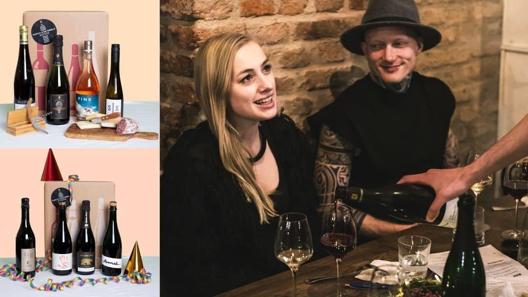 Wine Tasting München Weinprobe