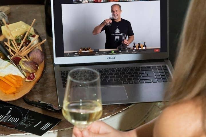 Online Weinprobe Munich Wine Rebels
