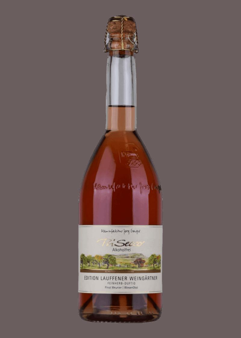 Weinflasche Edition Lauffener Weingärten von Manufaktur Jörg Geiger
