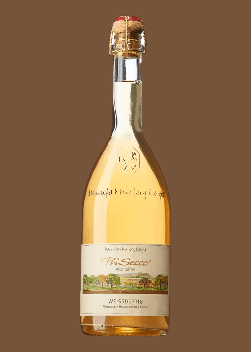 Weinflasche Weissduftig von Manufaktur Jörg Geiger