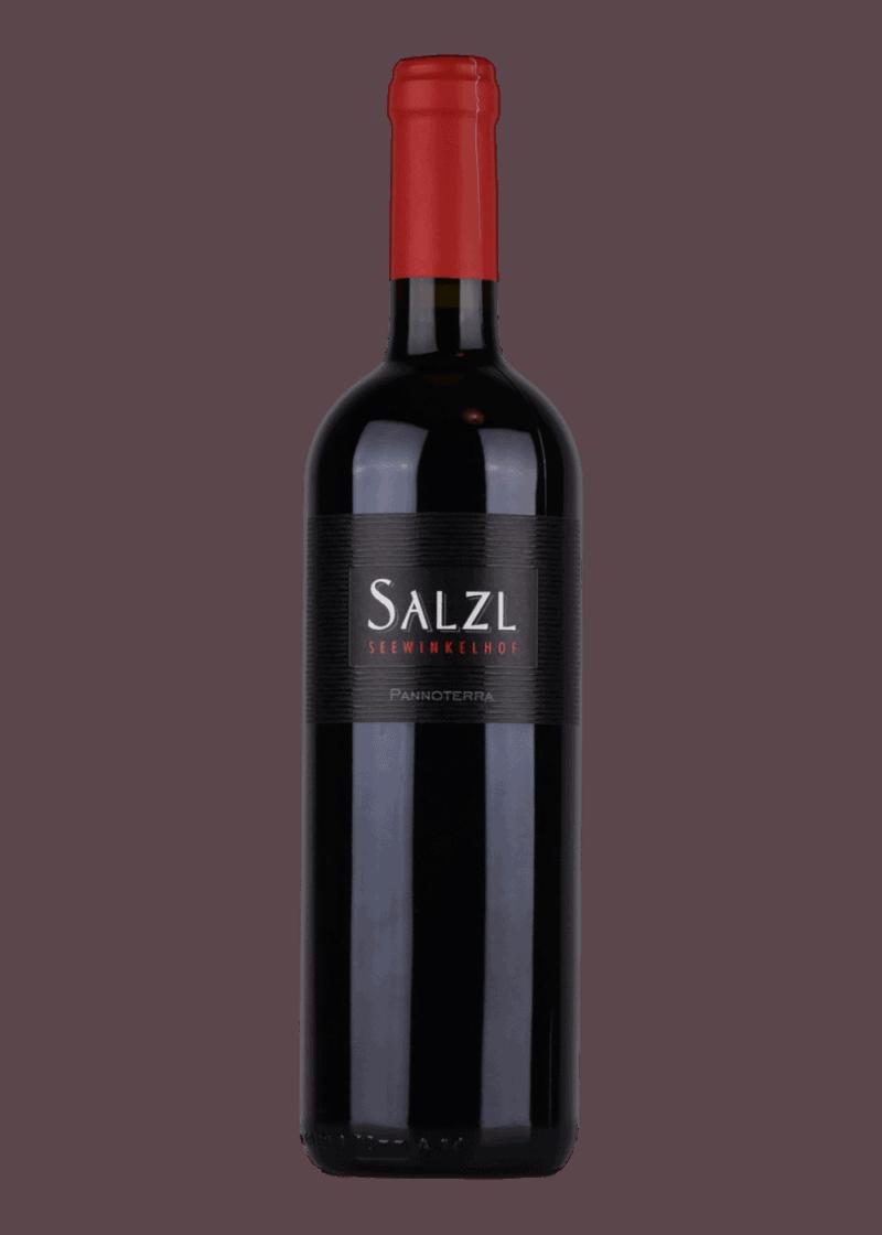 Weinflasche Pannoterra von Weingut Salzl Seewinkelhof
