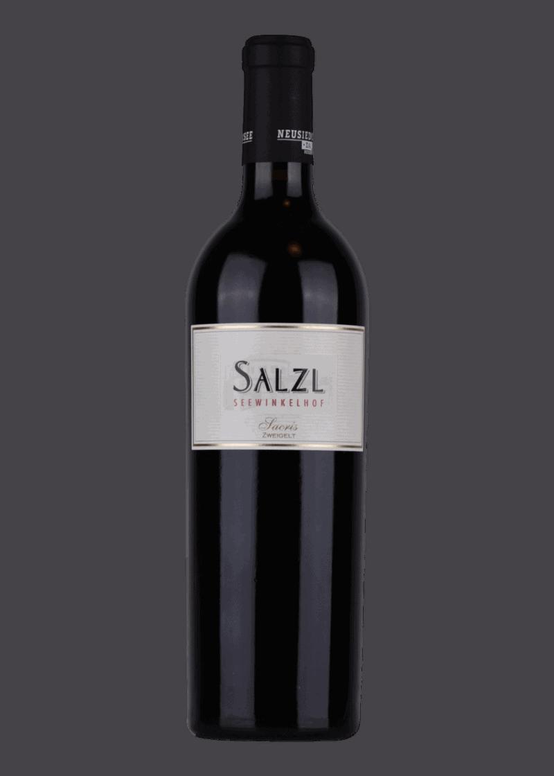 Weinflasche Sacris Neusiedlersee Reserve von Weingut Salzl Seewinkelhof