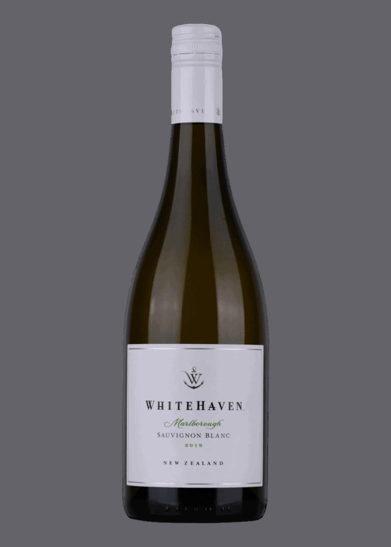 Weinflasche Sauvignon Blanc von Whitehaven