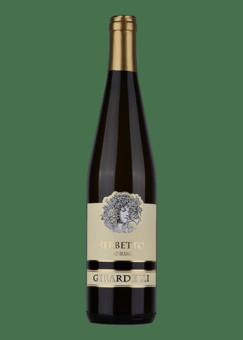 Weinflasche Zerbetto Bianco von Girardelli
