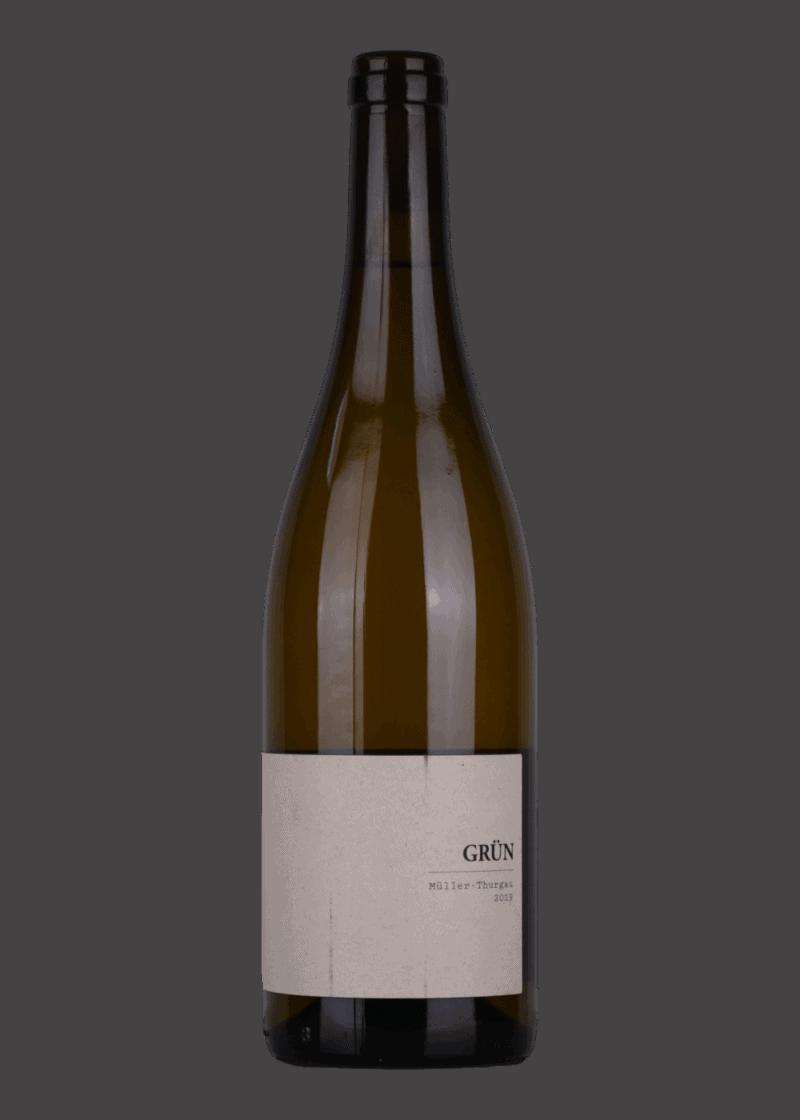 Weinflasche Müller-Thurgau von Lukas Grün