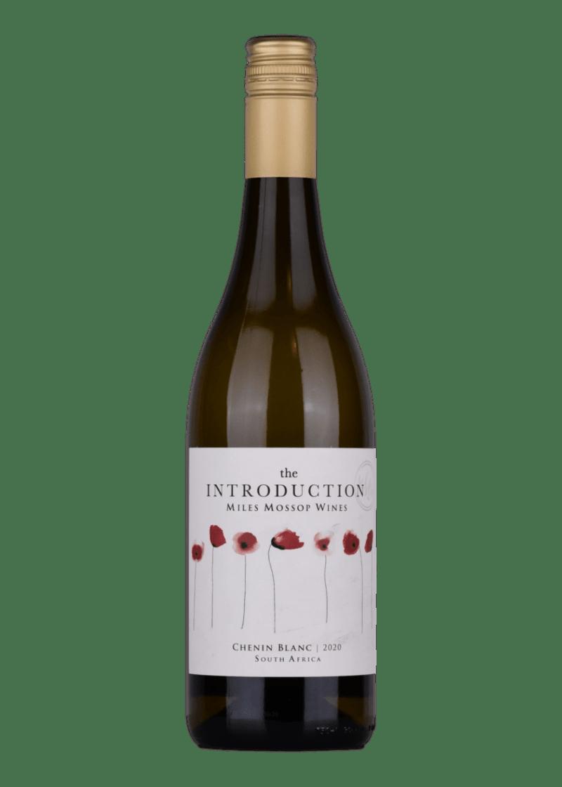 Weinflasche Chenin Blanc - The Introduction von Miles Mossop Wines