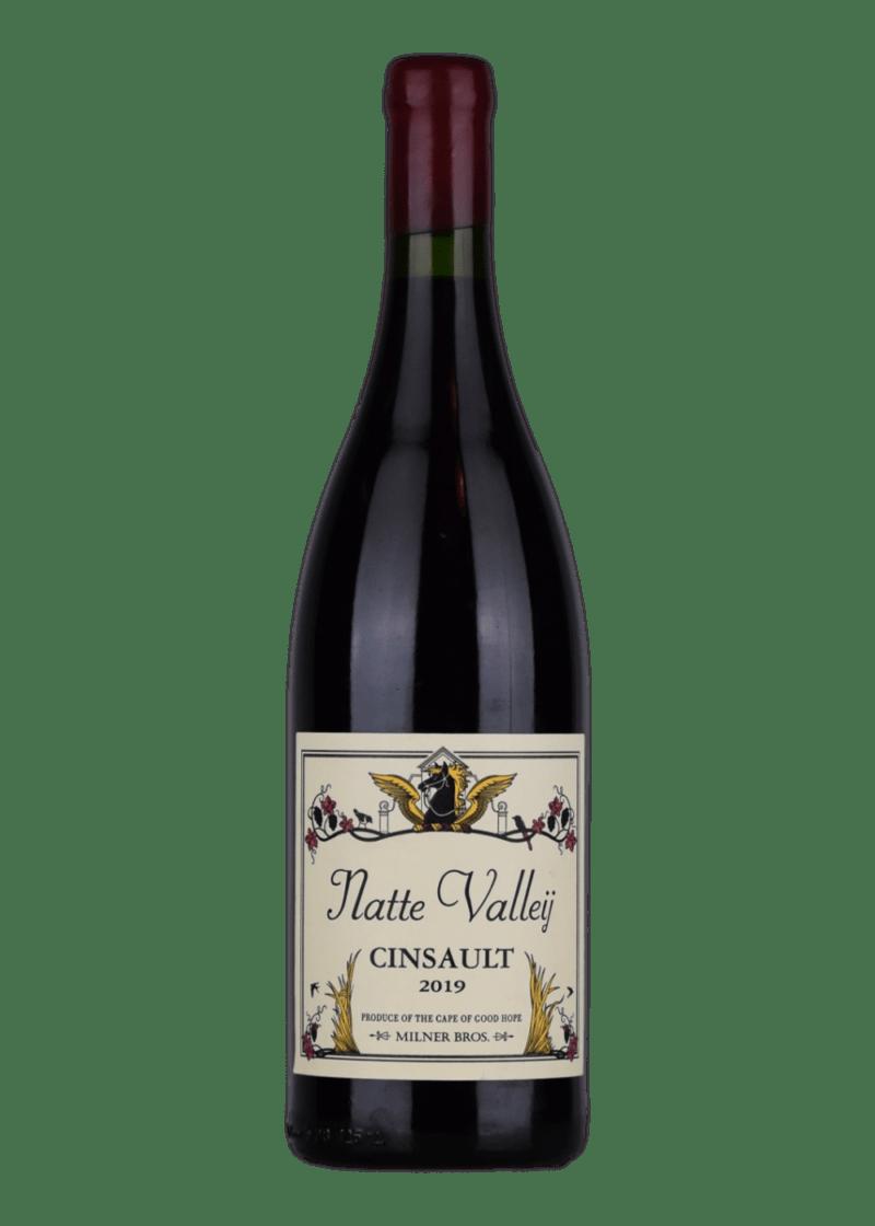Weinflasche Cinsault von Natte Valleij