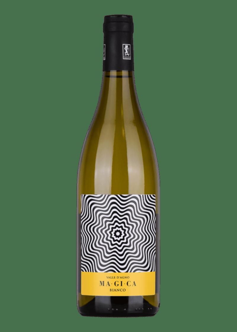 Weinflasche Riesling Agnobianco Magica von Masari
