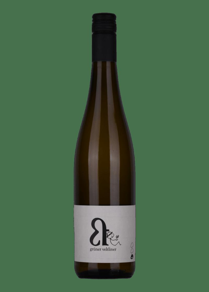Weinflasche Grüner Veltliner von Lukas Krauß