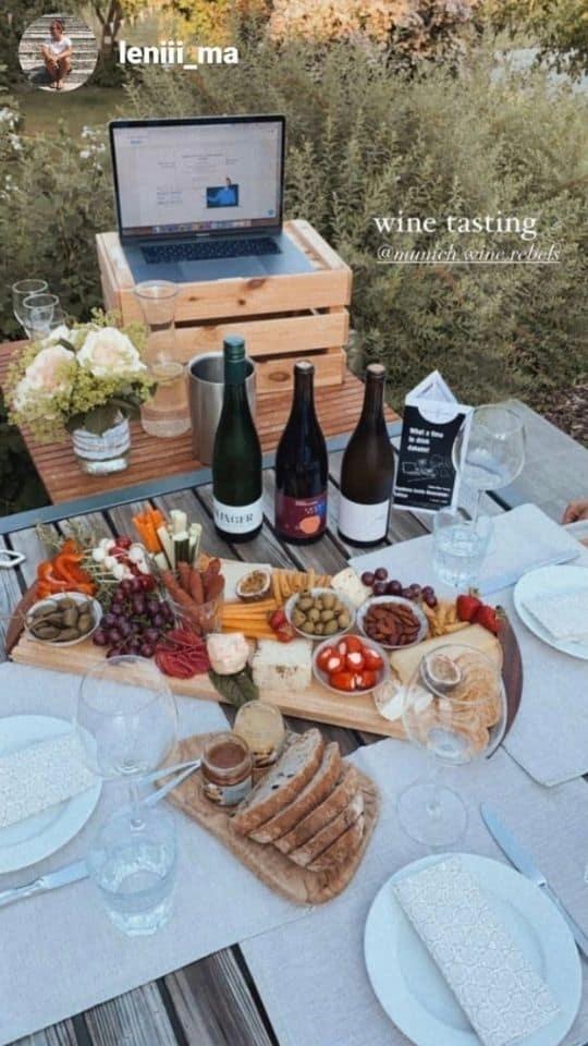 Instagram Munich Wine Rebels Weinprobe