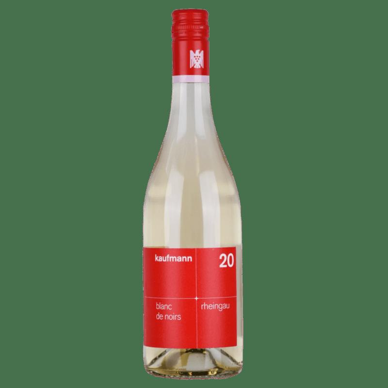 Weinflasche Blanc de Noir von Kaufmann