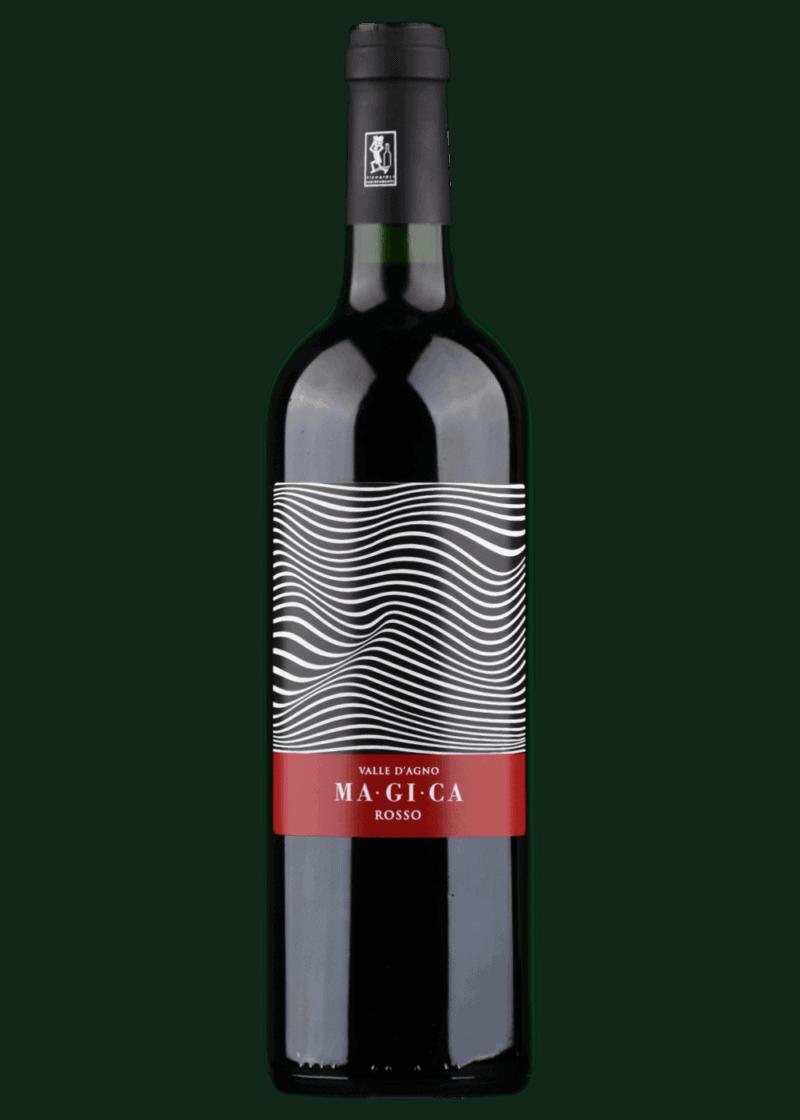 Weinflasche Rosso Magica von Masari