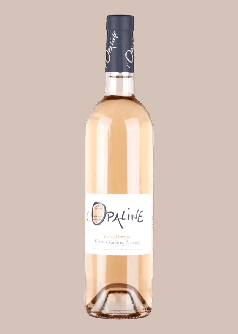 Weinflasche L'Opaline von Pure Provence